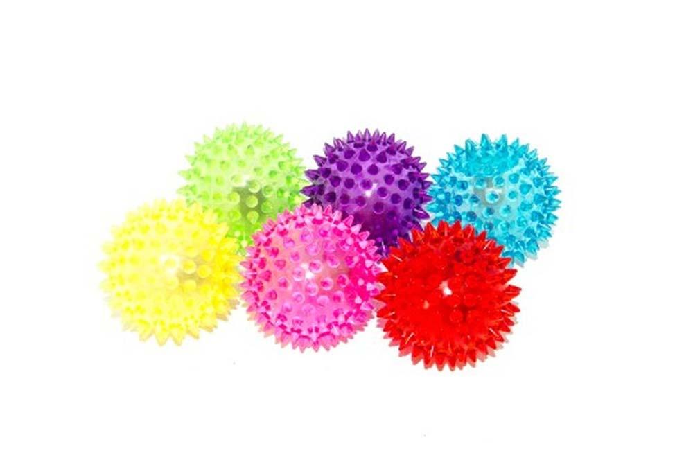 Flashing Spiky Massage Ball